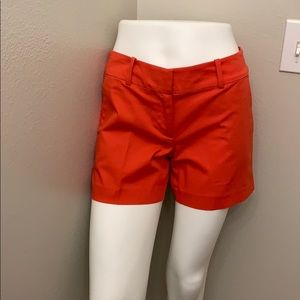 TWILL SHORTS WITH 5 INCH INSEAM